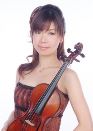 ヴァイオリン 駒木愛弓