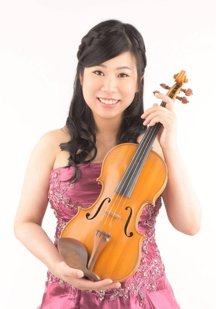 ヴァイオリン 横田詠美1